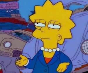 lisa, meme, and reaction image