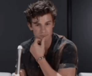 funny face, gif, and shawn mendes image