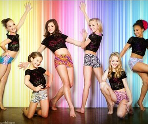 dance moms, chloe, and paige image