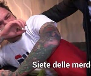 meme, italiano, and fedez image