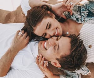 couples, happiness, and Relationship image