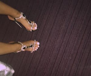 shoes, ariana grande, and heels image