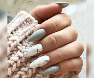 long, marble, and nails image