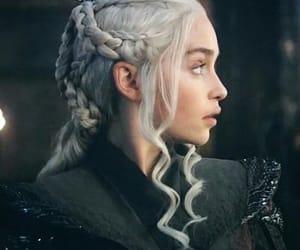 got, game of thrones, and daenerys targaryen image