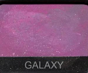 eyeshadow, galaxy, and makeup image