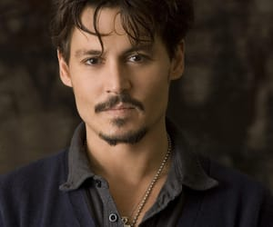 actor, johnny depp, and beautiful image