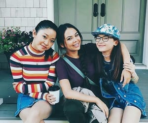 movie, sisterhood, and lara jean image