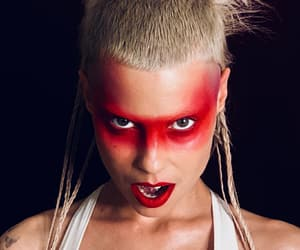 make up, die antwoord, and yolandi visser image