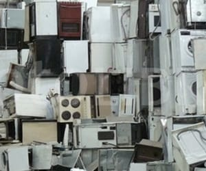 sell metal recycling and sell household scrap image