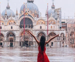 rain and italy image