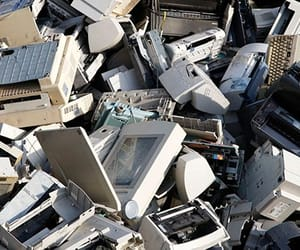 sell household scrap and sell metal recycling image