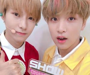 haechan, renjun, and nct image
