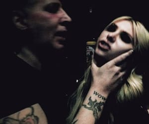 Marilyn Manson, MM, and Taylor Momsen image