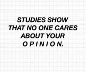 grunge, no one cares, and opinion image