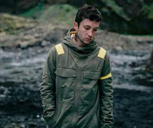 band, jumpsuit, and clique image