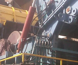 scrap recycling center and metal recycling company image