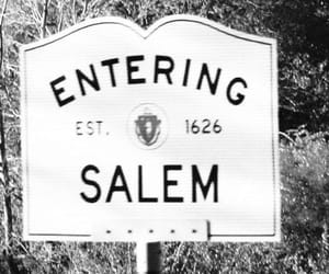 salem, witch, and witchcraft image