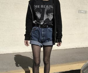 converse, fashion, and thebeatles image