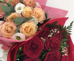 flowers and rosses image