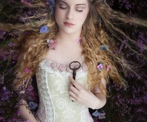 belleza, bella durmiente, and cuento image