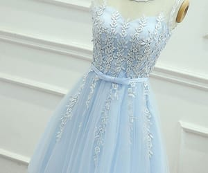 dress, fashion, and prom dresses image