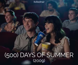 500 Days of Summer, movie, and see image