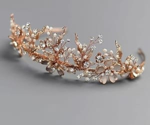 accessories, crown, and gorgeous image