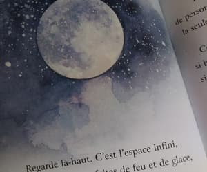 blue, book, and francais image
