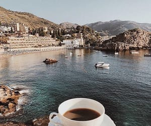 coffee, place, and travel image