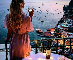 autumn, dinner, and italy image