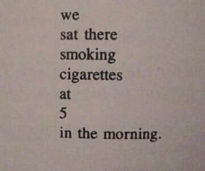 cigarette, cigarettes, and smoking image
