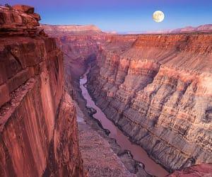 grand canyon, nature, and usa image