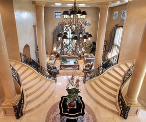 house, luxury, and classy image
