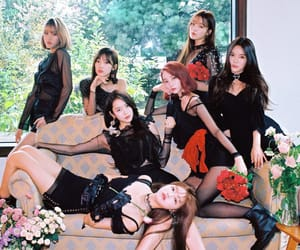 oh my girl, kpop, and arin image