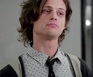 criminal minds, gif, and matthew gray gubler image