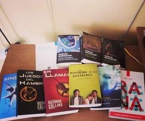 books, sinsajo, and en llamas image