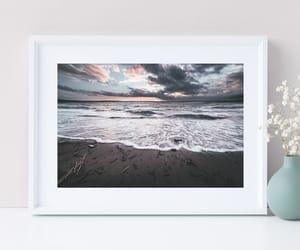 ocean, art print, and sea image