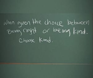 choose and kindness image