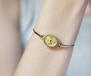 etsy, anniversary gift, and unique woman watch image