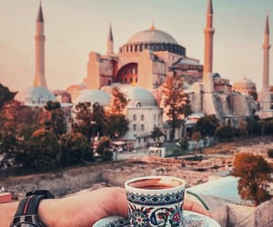 coffe, kahve, and istanbul image