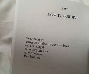 feelings, forgiveness, and sayings image