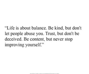 quotes, life, and balance image