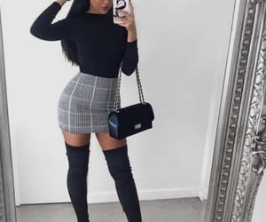style, fashion, and clothes image