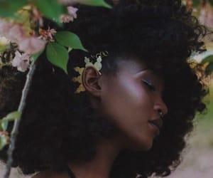 beauty, darkskin, and melanin image