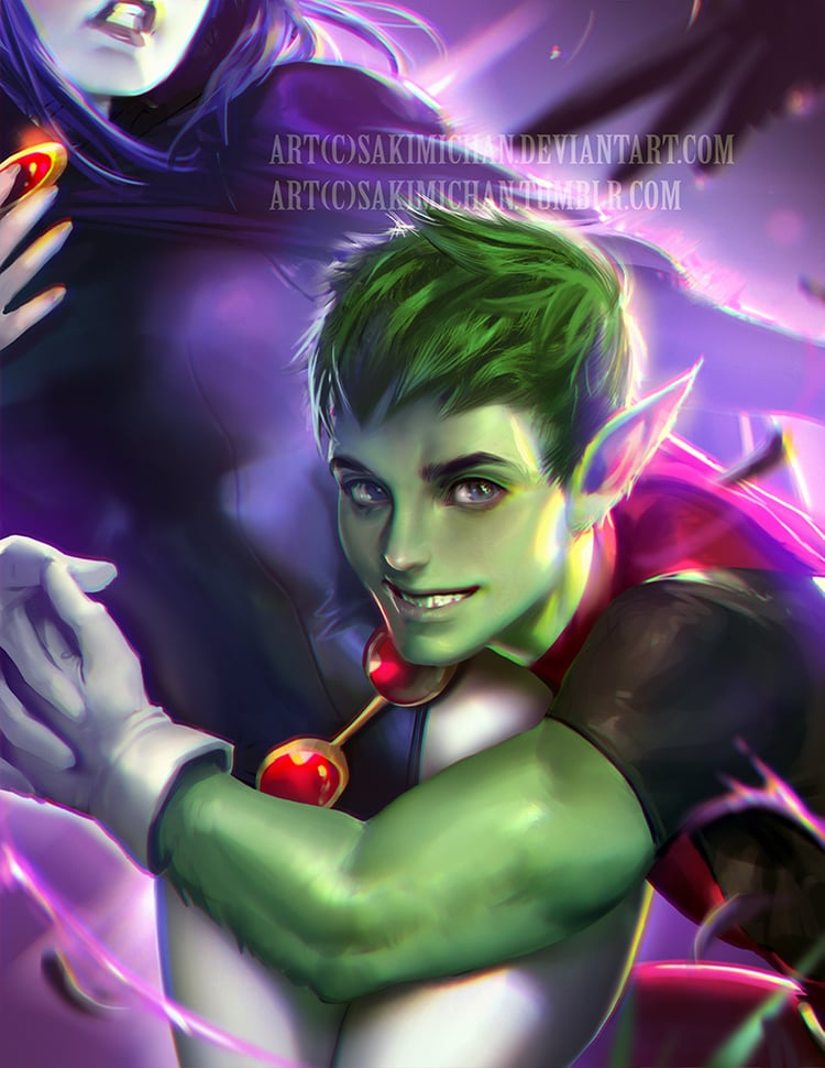 Articles About Beast Boy On We Heart It