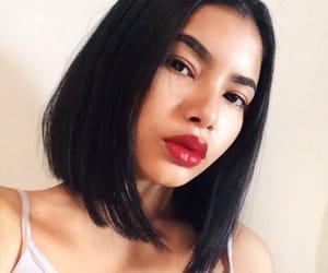 beauty, lips, and photo inspiration image