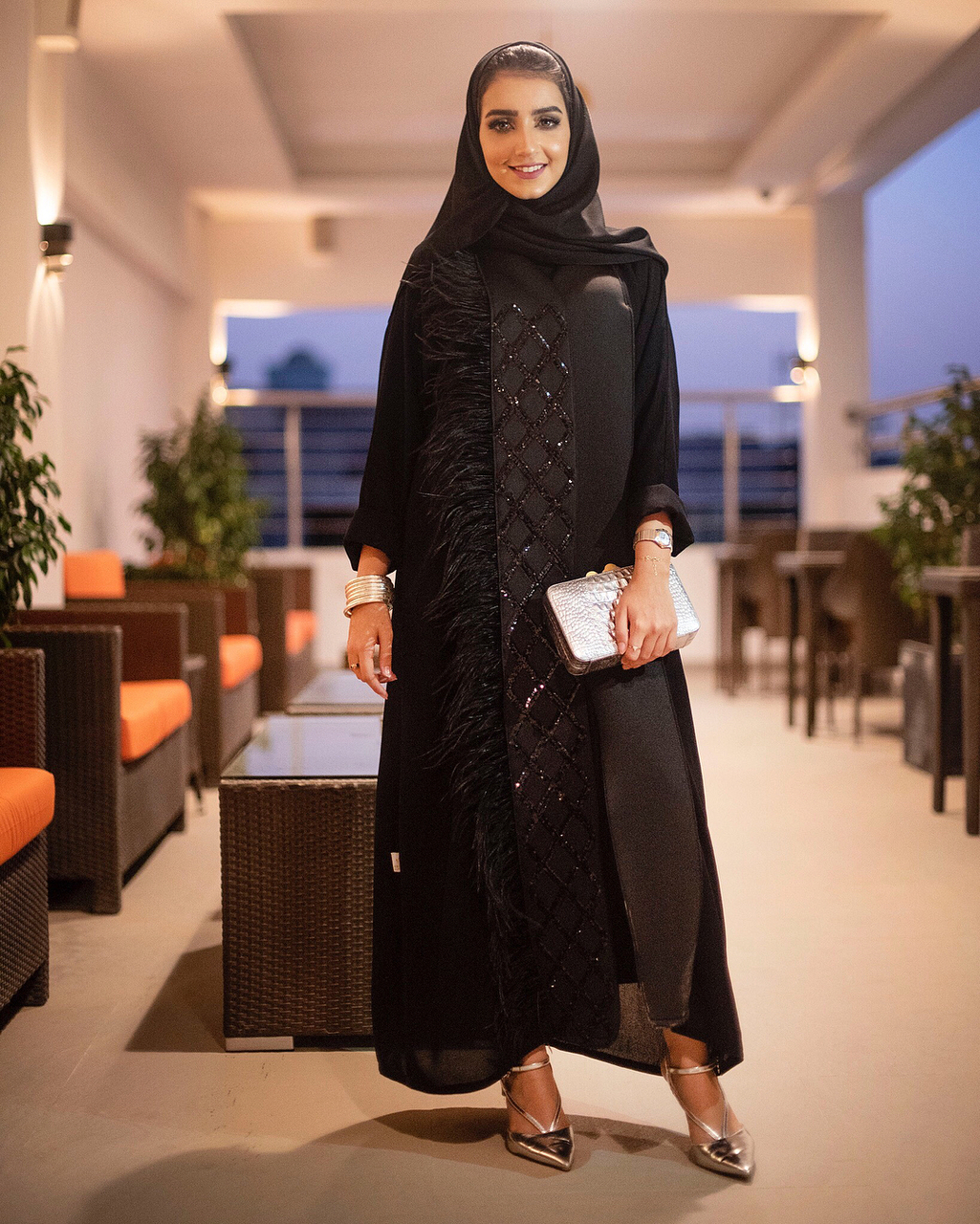 classy, hijab, and modesty image
