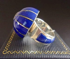 etsy, sterling silver ring, and haute couture image