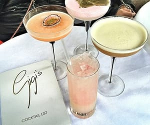 drink, cocktail, and food image