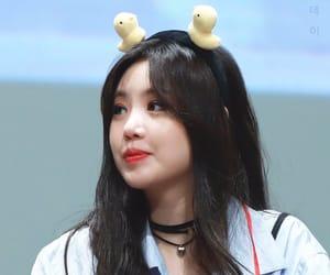 jeon soyeon, cho miyeon, and gidle image